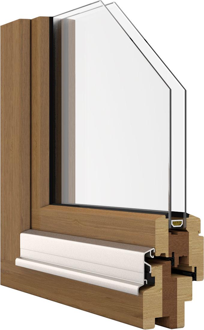 Holzfenster iv 68 das plus an sicherheit komfort for Fenster austauschen