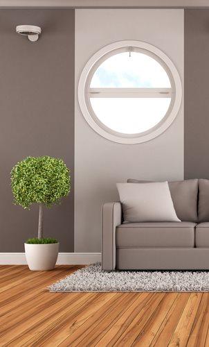Fensterformen dreieckige runde und weitere fensterbauformen for Rundes fenster
