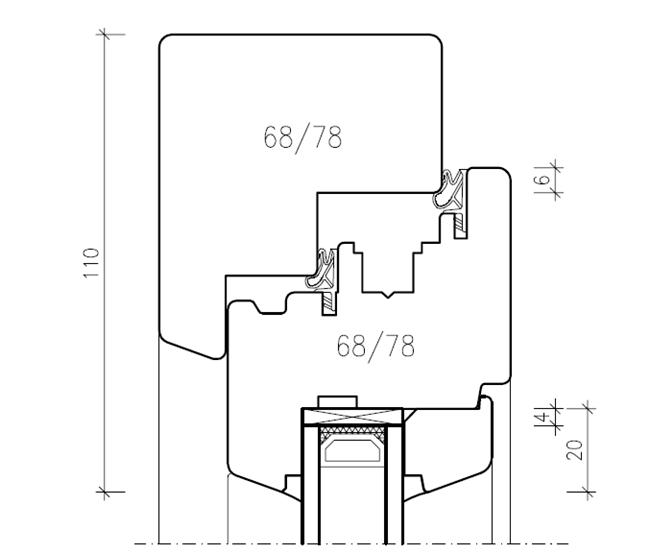 holzfenster iv 68 das plus an sicherheit komfort. Black Bedroom Furniture Sets. Home Design Ideas