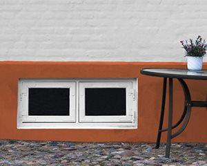 Fenstertypen und fensterarten for Kellerfenster konfigurieren