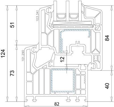 veka softline 82 g nstig online kaufen. Black Bedroom Furniture Sets. Home Design Ideas