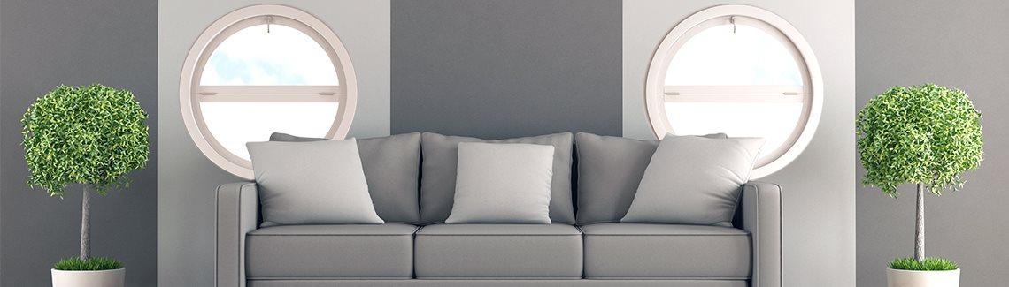 Relativ Runde Fenster günstig kaufen | Rundfenster Kunststoff, Holz und Alu TR07