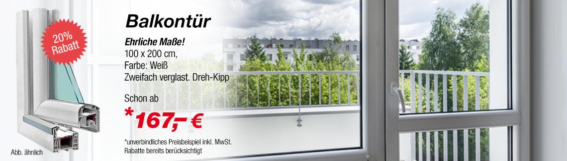 Super Balkontüren: Günstig online kaufen & sparen LG55