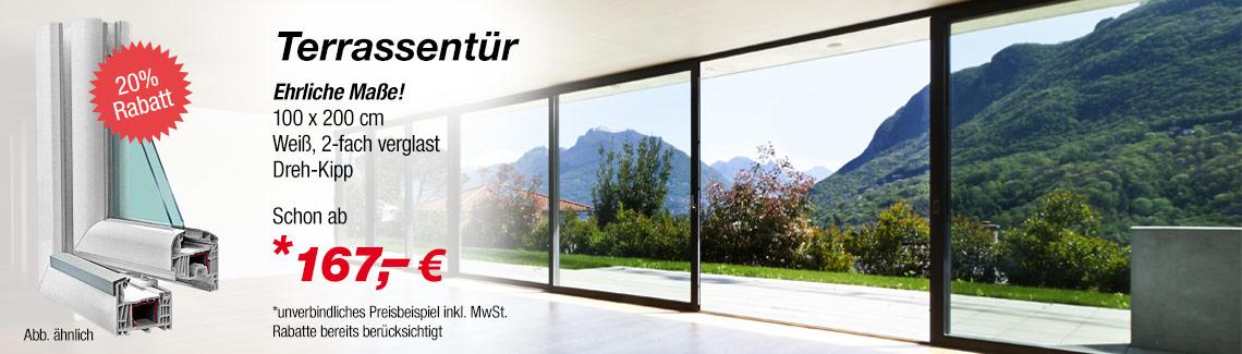 Super Terrassentüren & Balkontüren: Bequem online kaufen & sparen QI15