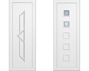 Kunststofftüren  Haustüren aus Kunststoff kaufen » Vielfältig und modern