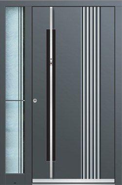 Haustüren anthrazit mit seitenteil  Haustüren mit Seitenteil günstig online kaufen